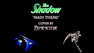 The Shadow - Main Theme (metal cover by RoseScythe)