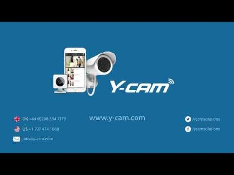 Y-cam Evo - Protecting properties and families since 2007