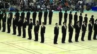 Sincronización perfecta por japoneses