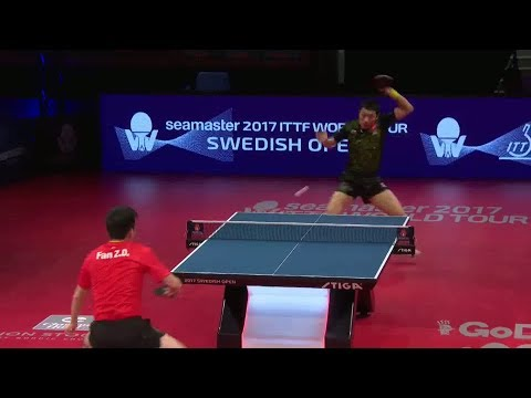2017 Swedish Open (Ms-Final) FAN Zhendong Vs  XU Xin [Full Match/English|1080p]