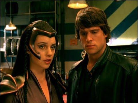 Power Rangers RPM - Beyond a Doubt - Tenaya 7's Plan (Episode 26)
