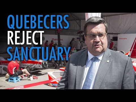 Poll: Quebeckers oppose Montreal Mayor