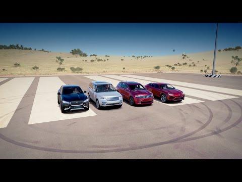 Forza Horizon 3: 2017 Jaguar F-PACE S vs...