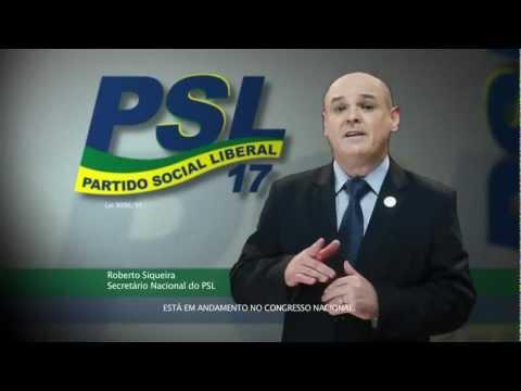 Programa Nacional do Partido Social Liberal (PSL) 5/6/2012