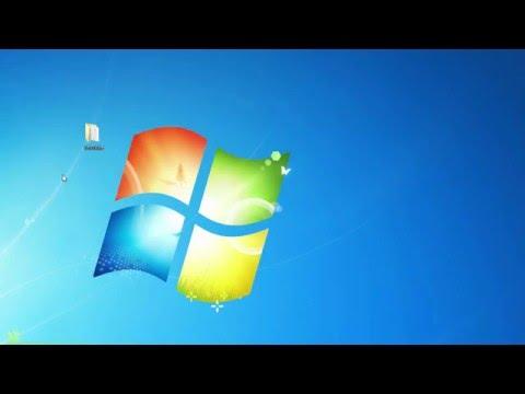 Windows Command Line Tutorial - 7 - File Attributes