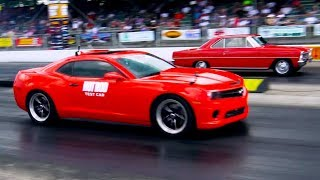 Edelbrock Presents: The Hot Rod Test Car – Vol. 2