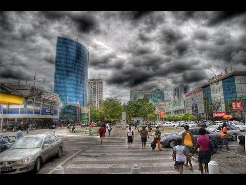 cidades de Trinidad e Tobago, Port of Spain