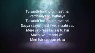 Mahi Ve by A.R Rehman, Highway 2014 Full HD 1080p Lyrics