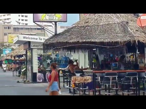 Otok area Patong 17.3.2016,AWESOME  BAR.