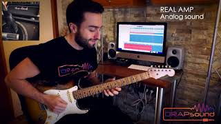 """DRAP-2Rcrunch_1"" Analog sound (REAL AMP)"
