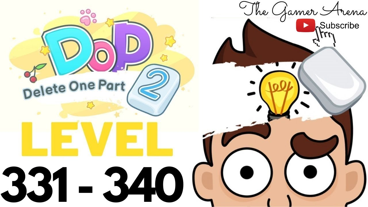 DOP 2 Answers | All Levels | Level 1-200 |