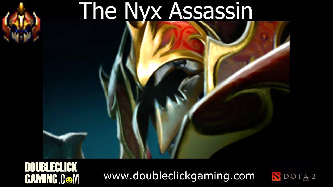 dota 2 sounds the nyx assassin youtube