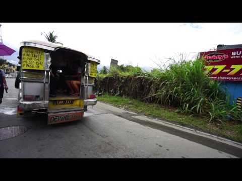 Philippines, jeep ride from SM City San Jose Del Monte to Robinsons Novaliches