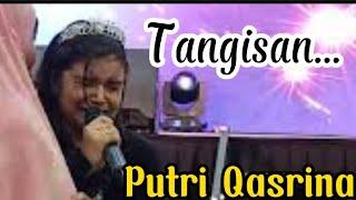 Qasrina Putri Menangis Di Karaoke Compatition Anjuran Pak Nil....Mama Aku Ingin Pulang- Nike Ardila