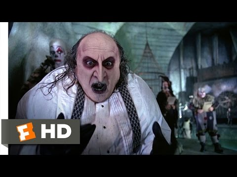 Batman Returns (1992) - The Penguin's Plan Scene (7/10) | Movieclips