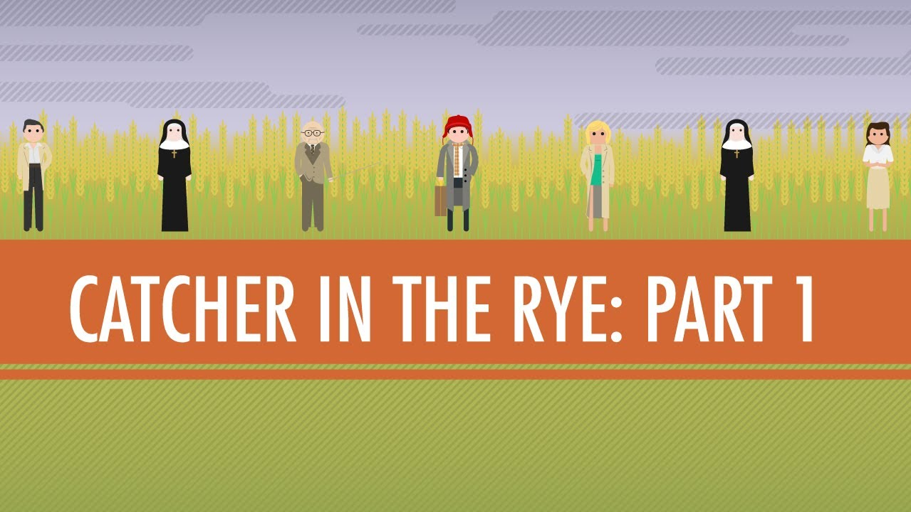 Language Voice And Holden Caulfield The Catcher In The Rye Part 1
