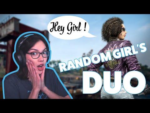 RANDOM GIRL DUO #3 - 2 TOP 1 IN A ROW  !