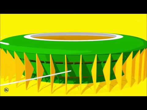 Africa Cup of Nations Gabon 2017 Intro