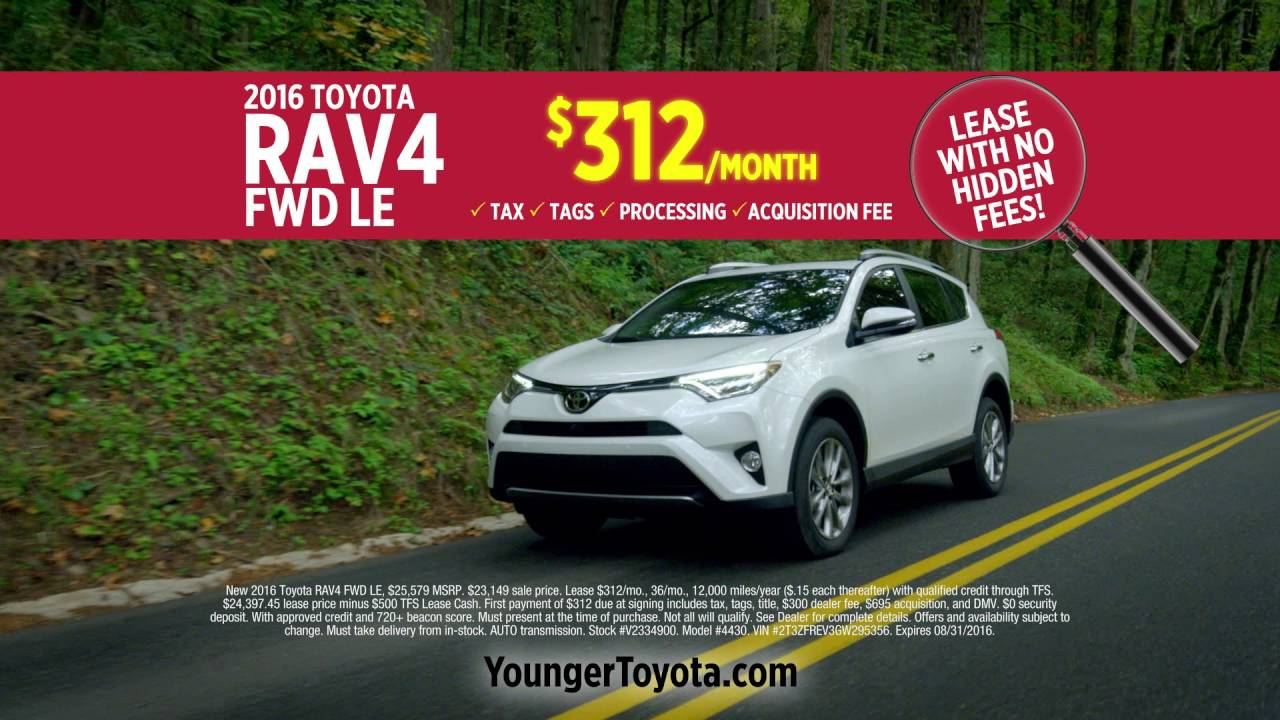 Toyota Clearance | RAV4 $312/mo | 0% APR Financing | Tundra SR5 $3346 Off |  Younger Toyota | 21740   YouTube