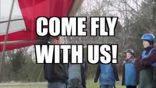 Beginner Hang Gliding Experience - Lookout Mountain Flight Park