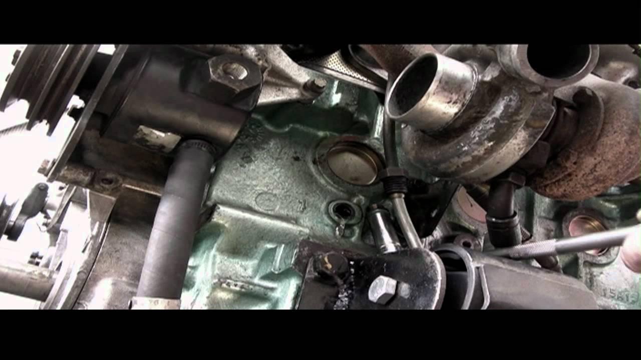 200 Tdi Engine Coolant Drain Plug Location