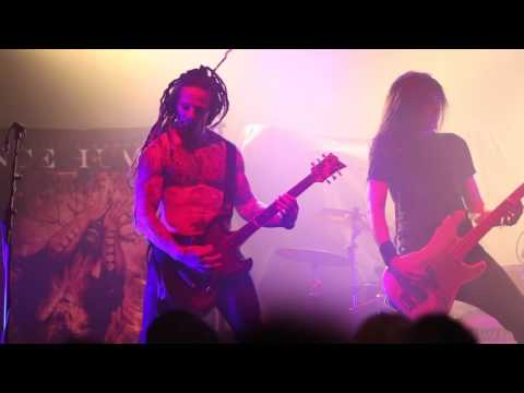 Once Human - Davidian (Machine Head cover) (Live @ C-Club, Berlin, Germany, 01.12.2015)