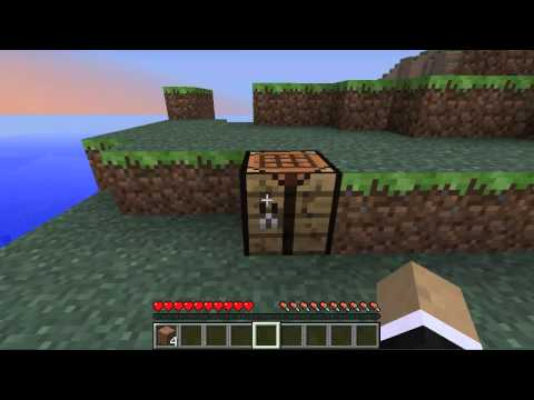 How To Craft A Horse Saddle In Minecraft!!!!!