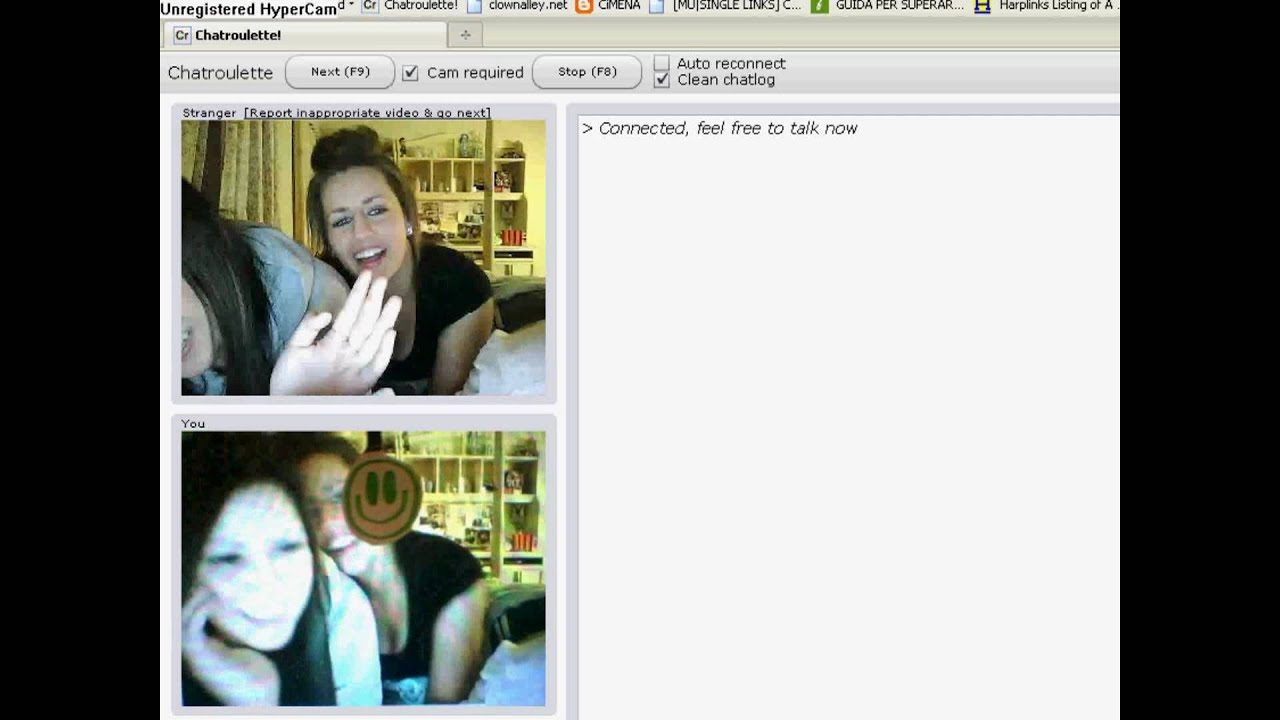 Chat Roulette - Chativism - The Power Of [select HD