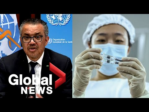 WHO approves China's Sinopharm COVID-19 vaccine for emergency use, praises US for IP waiver sup