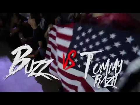 Buzz vs Tomy trash |CAT TOP 16 | Electro Dance Camp 2018