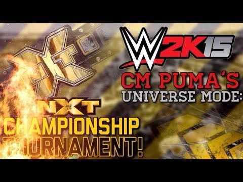 (PS4) WWE 2K15: CAWs NXT Championship Tournament - Episode 1