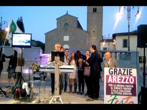 Grazie Arezzo!