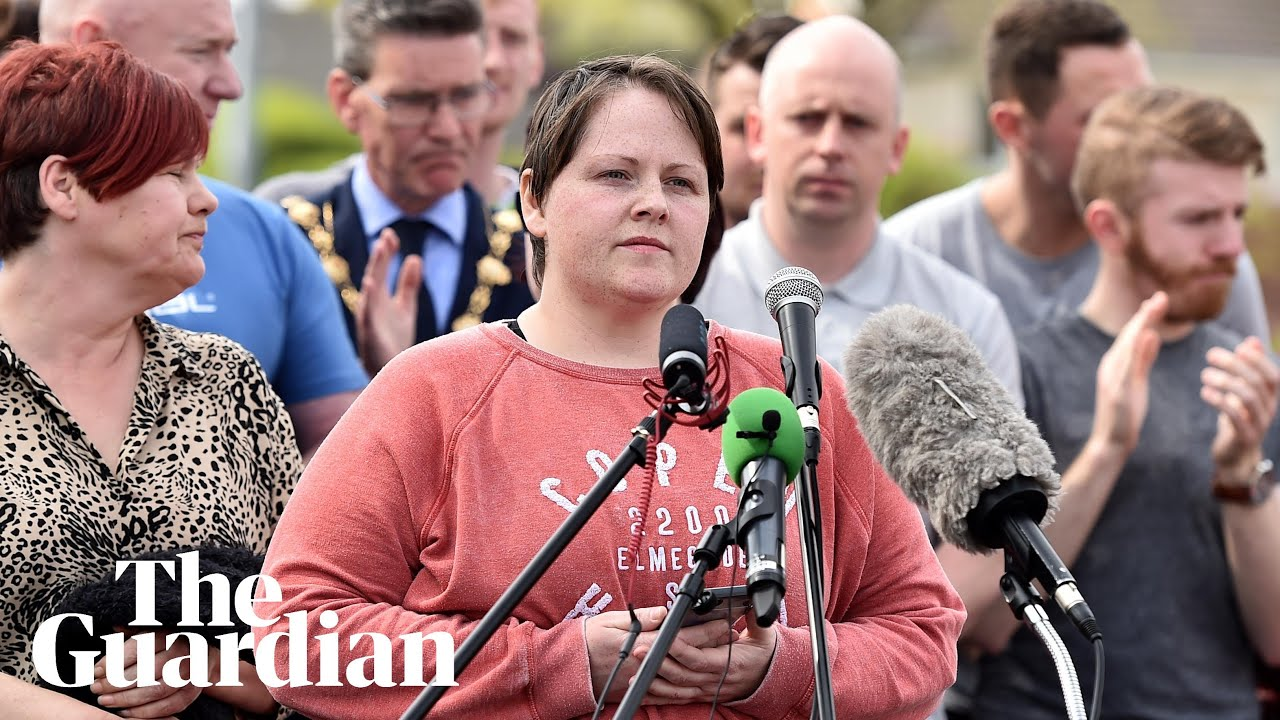 Tributes have been paid to Lyra McKee who was shot dead in Derry