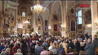 12. pielgrzymka akademicka WSKSiM do Narodowego Sanktuarium św. Józefa w Kaliszu