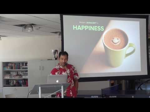 React on Rails and Programmer Happiness — Justin Gordon
