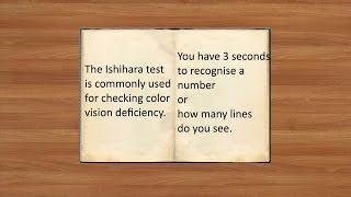 Color Blind Test 24 pictures