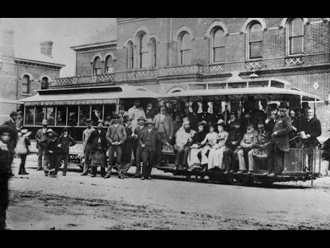 24 RARE HISTORICAL PICTURES OF MELBOURNE IN THE 1800s