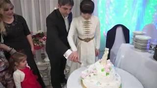 Свадьба Кабардоковых Ахмеда и Дарины. REC ART STUDIO