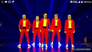 Dance champayan Mj 5 number 25..