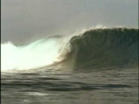 Jack Johnson - Monsoon With Surf Scenes