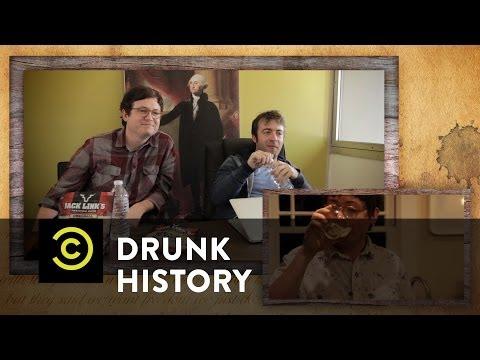 Drunk History - Sober History - Allan McLeod Teaches Derek Science