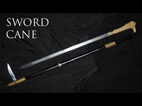 Assassin's Creed Syndicate Cane Sword (By RAWICE511)
