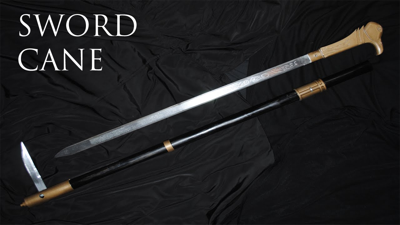 Assassin S Creed Syndicate Cane Sword By Rawice511 Youtube