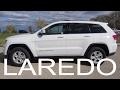 2016 Jeep Grand Cherokee Laredo Review and Test Drive