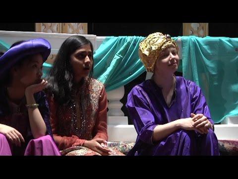 "The Donoho School Presents ""Aladdin Junior"""