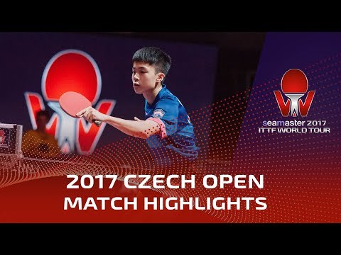 2017 Czech Open Highlights: Fang Yinchi vs Lin Yun-Ju (R16)