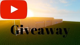 Roblox Giveaway Création Time Lapse #5