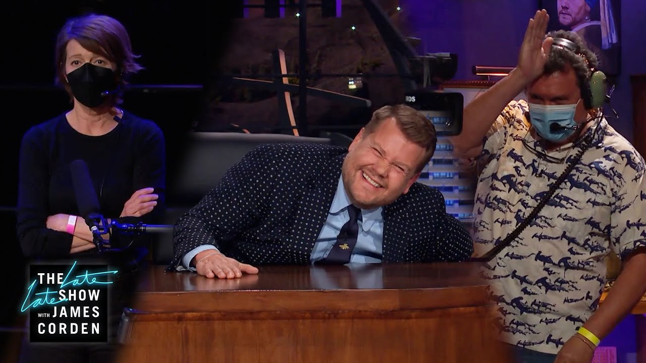 After 900 Shows, Heinz-sight is 20/20 - Corden Catch-Up