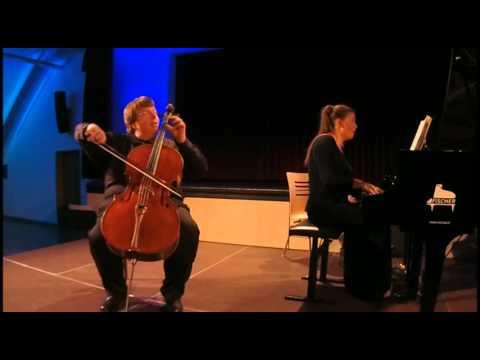 S. Rachmaninow: Sonate für Cello und Klavier in g-moll op. 19