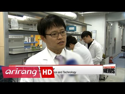 Korean researchers conduct research on seawater battery for industrial use...